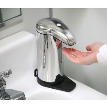 iTouchless 16 oz. Touch-Free Sensor Soap Dispenser