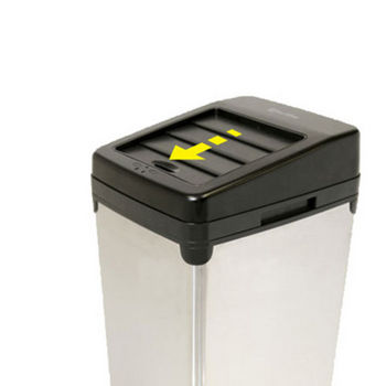 iTouchless Fully Automatic Trashcan® SX 14-Gallon
