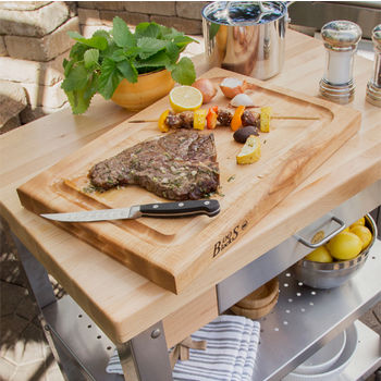 Professional Reversible Cutting Board