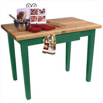 Clover Green Base, No Shelf