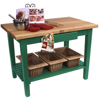 Clover Green Base, 1 Shelf