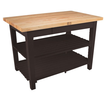French Roast Base, 2 Shelves