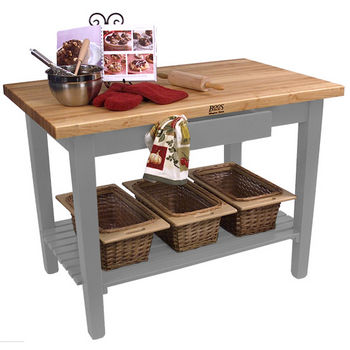 Slate Gray Base, 1 Shelf