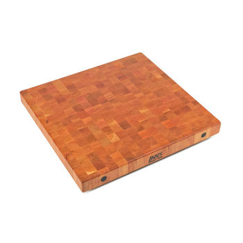 John Boos Cherry End Grain Butcher Block Island Counter Top