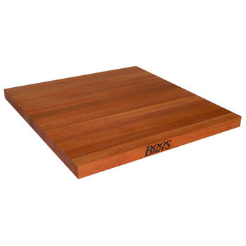 "John Boos 1-1/2"" Cherry Butcher Block Island Counter Top"