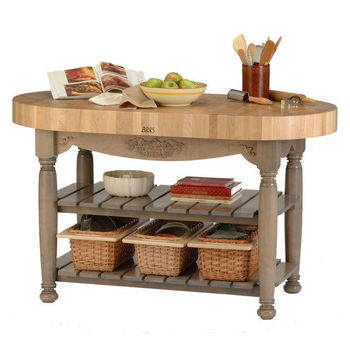 The John Boos Collection includes Kitchen Islands, Carts, Butcher ...