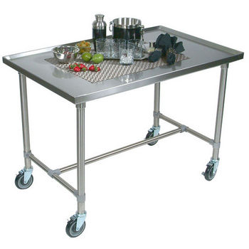 John Boos Cucina Mariner Table