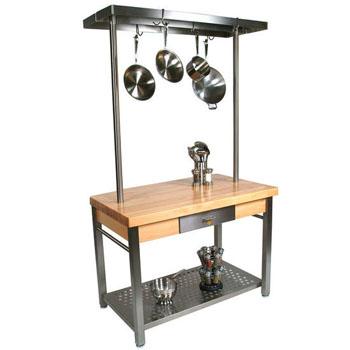 John Boos Cucina Grande Kitchen Work Table
