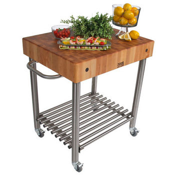 butcher block kitchen islands  butcher block carts, Kitchen design