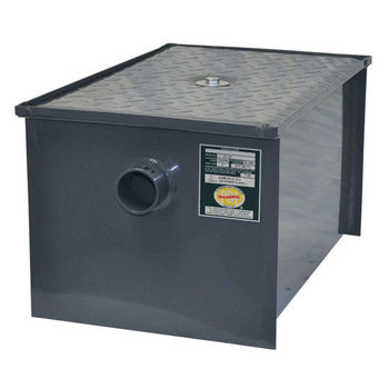 John Boos Grease Trap Size, Carbon Steel