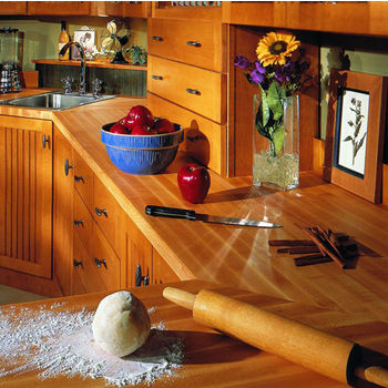 John Boos Hard Rock Maple Counter Tops