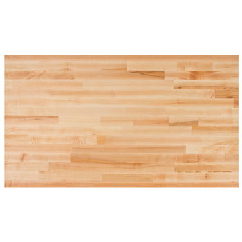 "John Boos Blended Maple Kitchen Counter Top, 1-1/2"" Thick"