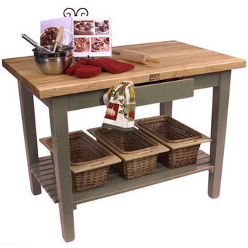 Useful Grey Stain Base, 1 Shelf