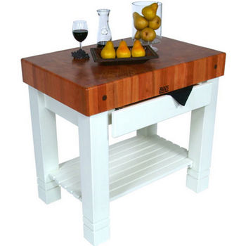 HCherry Top Homestead Butcher Block by John Boos