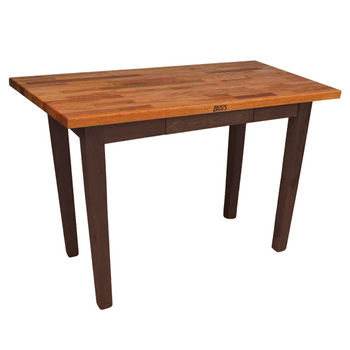 French Roast Oak Table