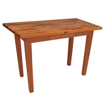 John Boos Oak Table Boos Block