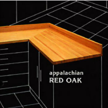 John Boos Red Oak Counter Tops