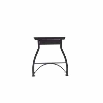 Table Base - Wrinkle Black