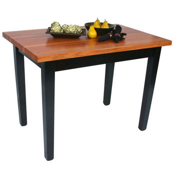 American Cherry Le Classique Work Table by John Boos