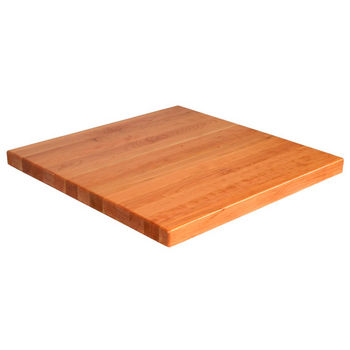 John Boos Cherry Butcher Block Table Top, Rectangular