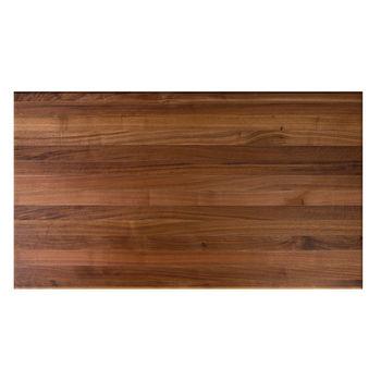 John Boos Walnut Butcher Block Table Top Rectangular 1 4 Or Double Radius Edge 24 D Available In Numerous Sizes