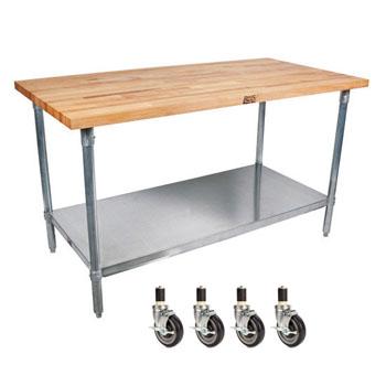 John Boos Cucino Grandioso Table