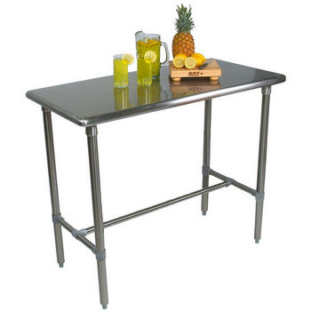 Cucina Classico Stainless Steel Work Table by John Boos