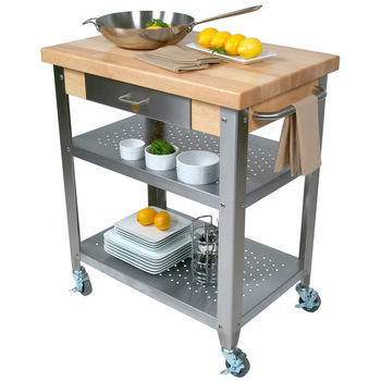 kitchen carts kitchen islands work tables and butcher blocks with rh kitchensource com kitchen butcher block cart with trash bin kitchen butcher block island cart