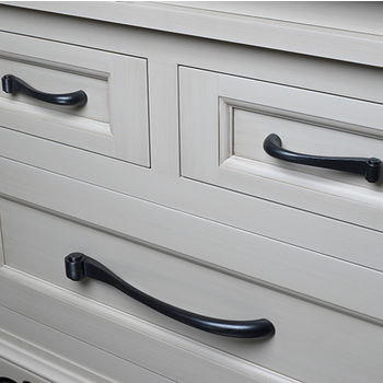 Jeffrey Alexander Duval Collection Scroll Cabinet Pull