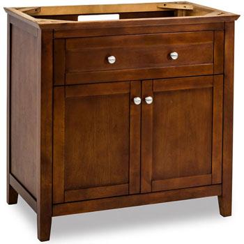 Bathroom Vanities 36 X 21 jeffrey alexander solid wood & mdf bathroom vanities - available