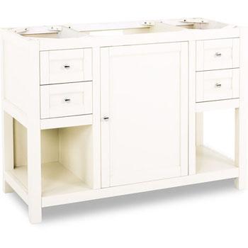 Bathroom Vanities 48 X 18 freestanding bath vanities in handcrafted, traditional, modern