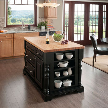 Butcher Block Kitchen Table Canada