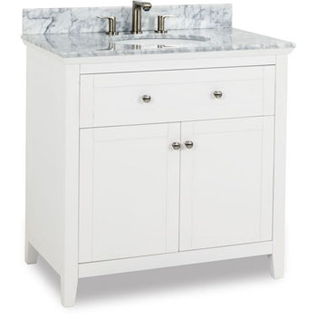 High Quality Single Sink Bathroom Vanities