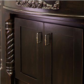 Jeffrey Alexander Durham Collection Cabinet Pull