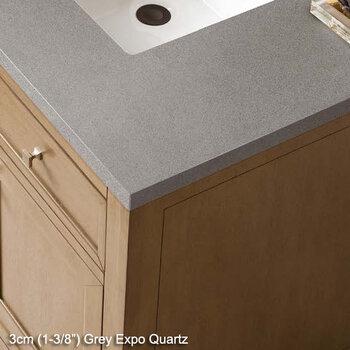 3cm grey expo top