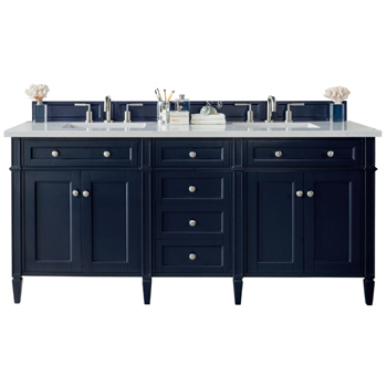 Victory Blue Cabinet Only View