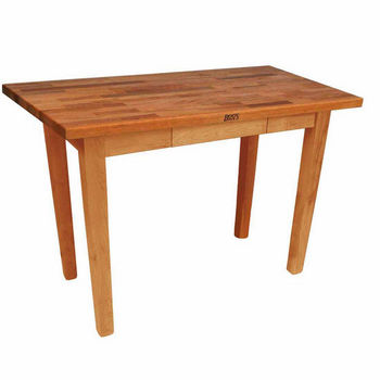 Natural Maple Oak Table