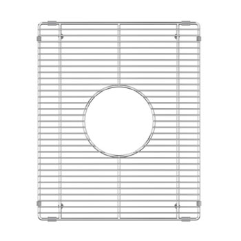 JULIEN 200936 Stainless Steel Sink Grid