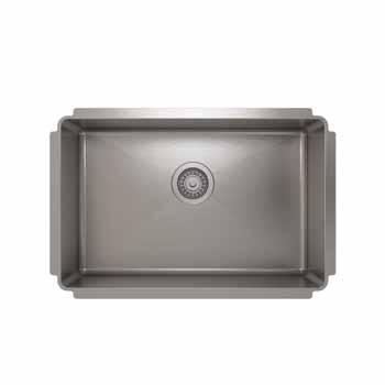 """27""""W x 8""""H Kitchen Sink"""