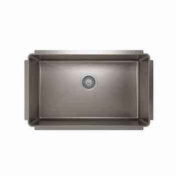 """29""""W x 10""""H Kitchen Sink"""