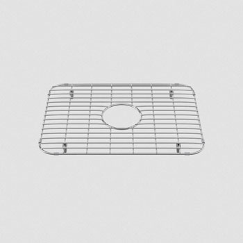 JULIEN Stainless Steel Grid for ProTerra Collection M125 Sinks, 17-1/2'' W x 12-5/8'' D x 1-1/4'' H
