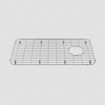 JULIEN Stainless Steel Grid for ProTerra Collection M125 Sinks, 24-1/8'' W x 12-5/8'' D x 1-1/4'' H