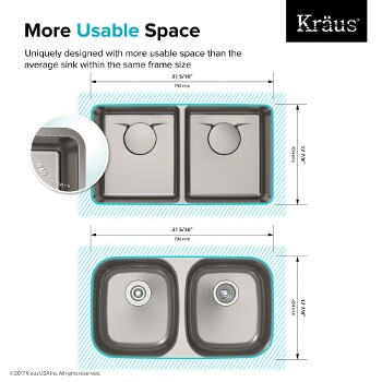 Sink Space Features