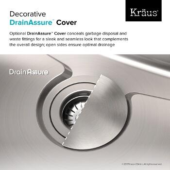Drain Assure Cover