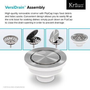 VersiDrain Assembly