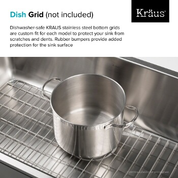 Dish Grid (Not Included)