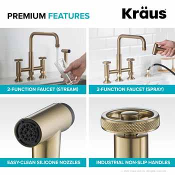 Kraus Features