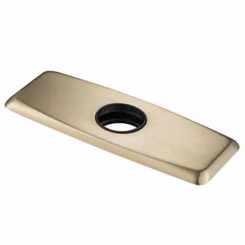 Brushed Gold - Display Image
