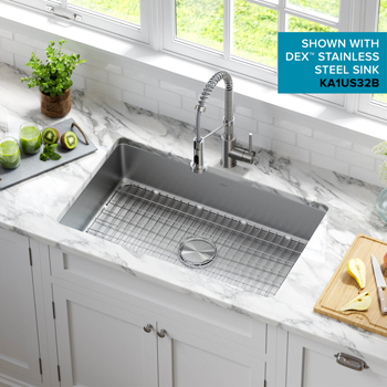 """Grid for 32"""" Sink, Lifestyle"""