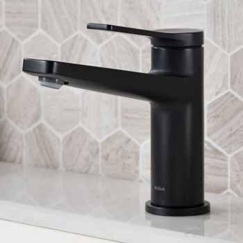 Matte Black Faucet